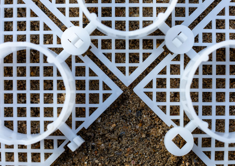 Gravel Driveway System Sample Product