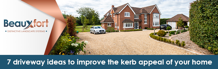 7 driveway ideas to improve the kerb appeal of your home
