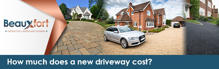 How much does a new driveway cost?