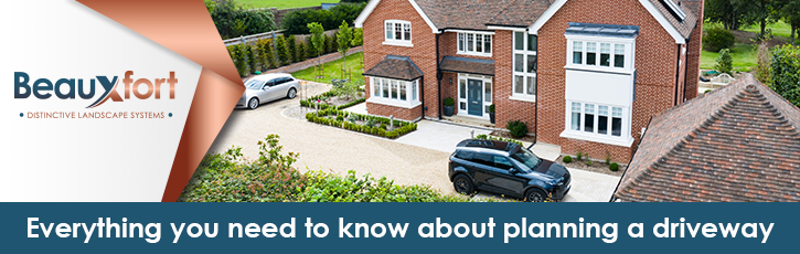 Everything you need to know about planning a driveway