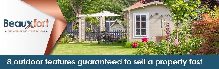 8 outdoor features guaranteed to sell a property fast