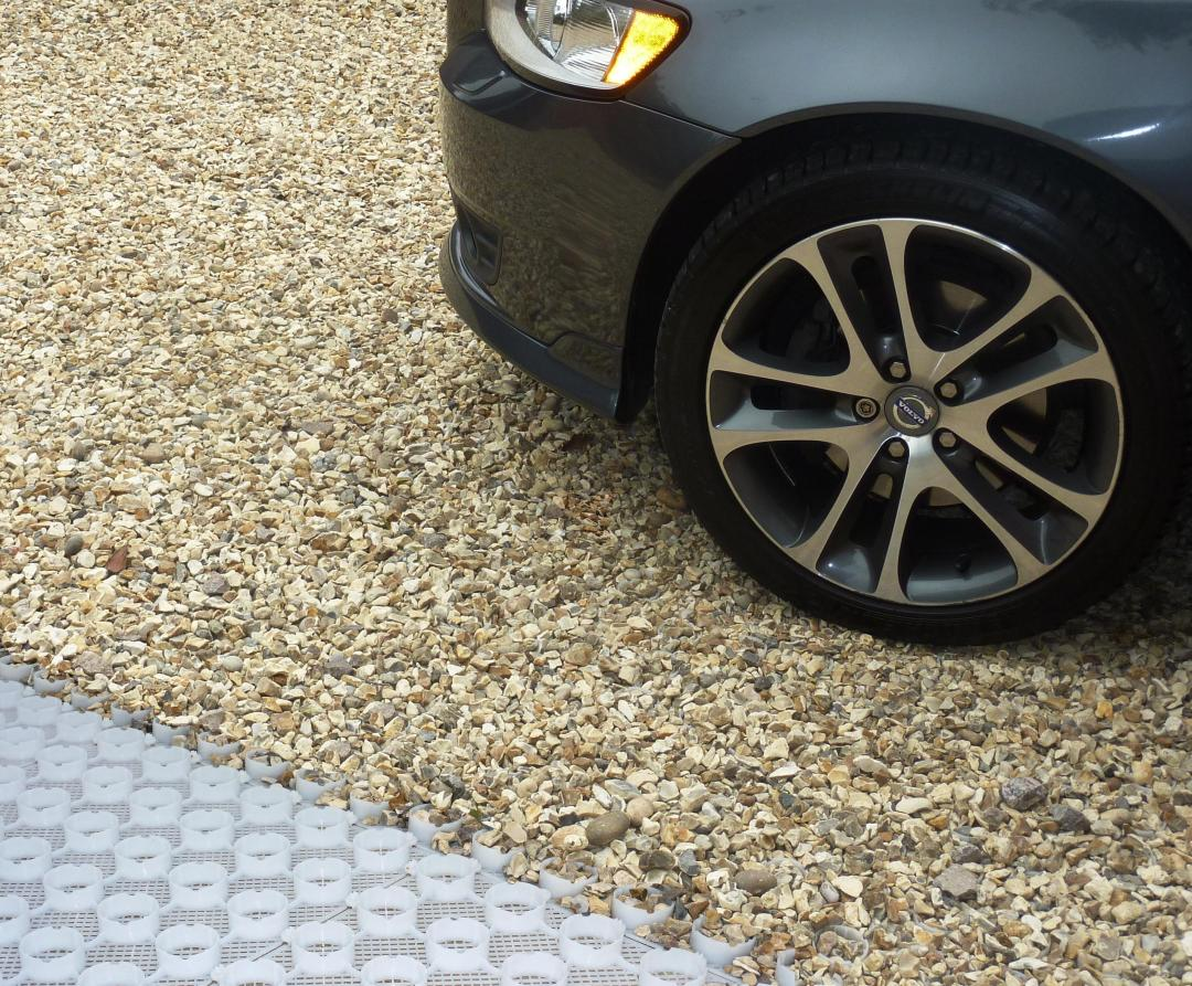 Keeping a low profile - the concealed benefits of Gravelrings